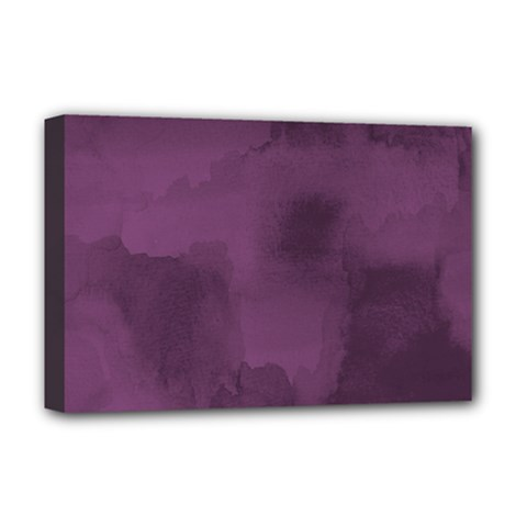 Ombre Deluxe Canvas 18  X 12   by ValentinaDesign