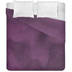 Ombre Duvet Cover Double Side (california King Size) by ValentinaDesign