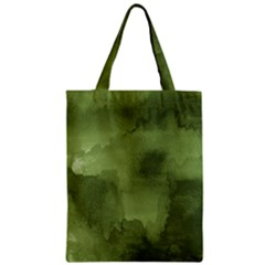 Ombre Zipper Classic Tote Bag by ValentinaDesign