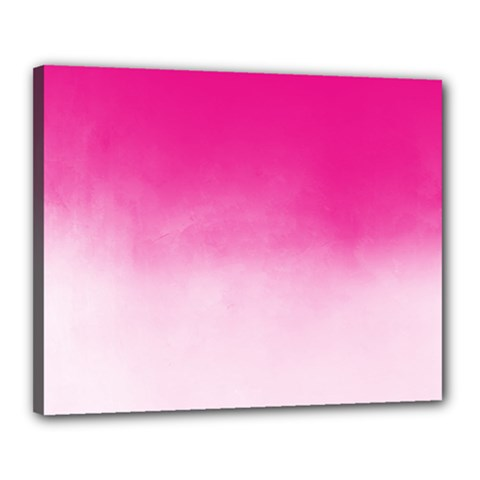 Ombre Canvas 20  X 16  by ValentinaDesign
