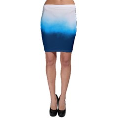 Ombre Bodycon Skirt by ValentinaDesign