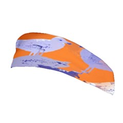 Seagull Gulls Coastal Bird Bird Stretchable Headband