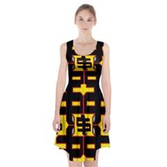 Give Me The Money Racerback Midi Dress