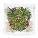 Pagan God - Square Tapestry (Large)