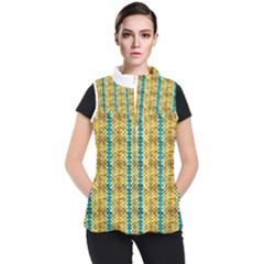 Peeled Paint Texture                         Women s Puffer Vest
