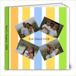 oak island - 8x8 Photo Book (20 pages)