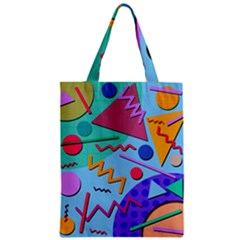 Memphis #10 Classic Tote Bag by RockettGraphics