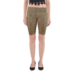 P¨|cs Hungary City Five Churches Yoga Cropped Leggings