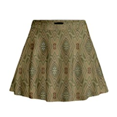 P¨|cs Hungary City Five Churches Mini Flare Skirt