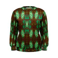 Art Design Template Decoration Women s Sweatshirt