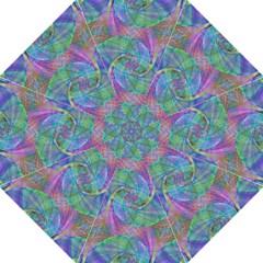 Spiral Pattern Swirl Pattern Straight Umbrellas