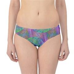 Spiral Pattern Swirl Pattern Hipster Bikini Bottoms