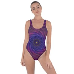 Pattern Seamless Repeat Spiral Bring Sexy Back Swimsuit