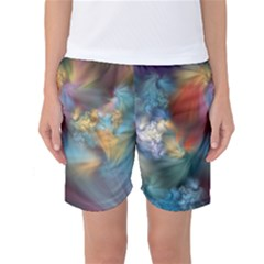 Evidence Of Angels Women s Basketball Shorts
