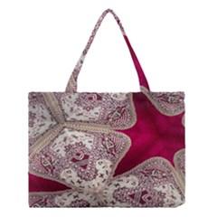 Morocco Motif Pattern Travel Medium Tote Bag by Nexatart