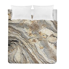 Background Structure Abstract Grain Marble Texture Duvet Cover Double Side (full/ Double Size)