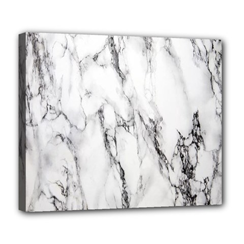 Marble Granite Pattern And Texture Deluxe Canvas 24  X 20   by Nexatart