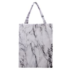 Marble Granite Pattern And Texture Classic Tote Bag by Nexatart