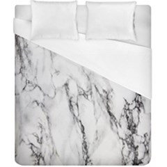 Marble Granite Pattern And Texture Duvet Cover (california King Size)