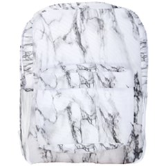 Marble Granite Pattern And Texture Full Print Backpack by Nexatart