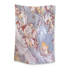 Marble Pattern Small Tapestry