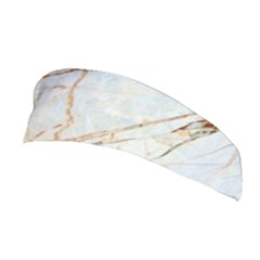 Marble Texture White Pattern Surface Effect Stretchable Headband