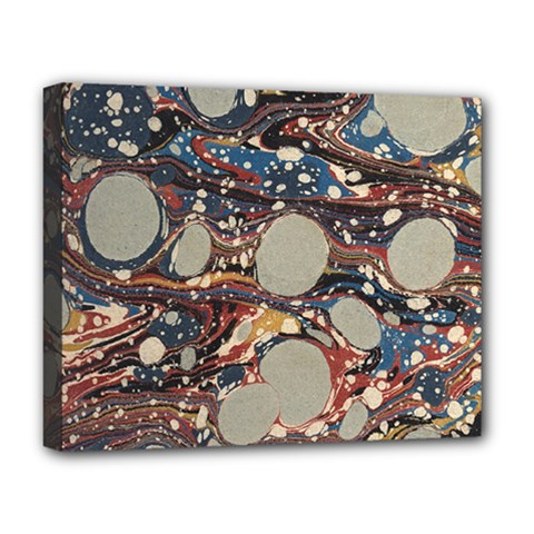 Marbling Deluxe Canvas 20  X 16