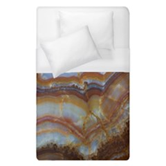 Wall Marble Pattern Texture Duvet Cover (single Size)