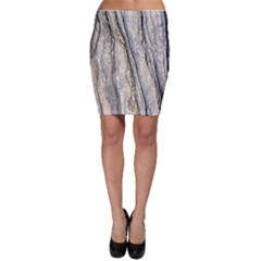 Texture Structure Marble Surface Background Bodycon Skirt