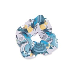 Zecora Stream Wall  Velvet Scrunchie by amphoto