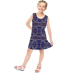 Sanskrit Link Time Space  Kids  Tunic Dress