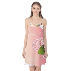 Rose Butterfly Patterns  Camis Nightgown by amphoto