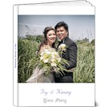 Ivy Pre-Wedding -1 - 9x12 Deluxe Photo Book (20 pages)