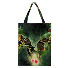 Leaves Explosion Line  Classic Tote Bag by amphoto