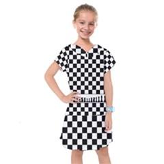 Chess  Kids  Drop Waist Dress