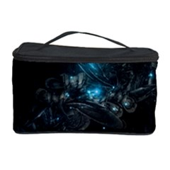 Dark Light Ball  Cosmetic Storage Case by amphoto