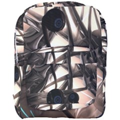 Connection Shadow Background  Full Print Backpack
