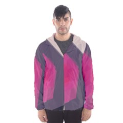 Allen Form Light  Hooded Wind Breaker (men) by amphoto