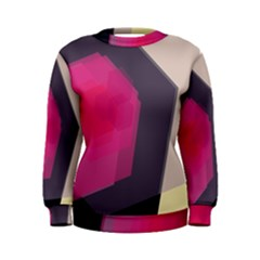 Allen Form Light  Women s Sweatshirt by amphoto