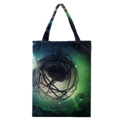 Balloon Art Scope Classic Tote Bag by amphoto