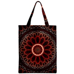 2240 Circles Patterns Backgrounds 3840x2400 Zipper Classic Tote Bag by amphoto