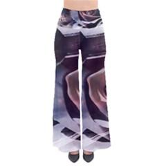 2272 Paper Paint Lines 3840x2400 Pants by amphoto