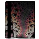 Patterns Surface Shape Apple iPad 3/4 Flip Case View3