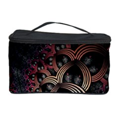 Patterns Surface Shape Cosmetic Storage Case by amphoto
