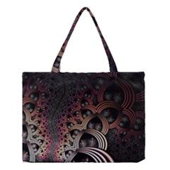 Patterns Surface Shape Medium Tote Bag by amphoto