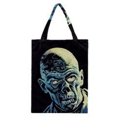 Zombie Classic Tote Bag