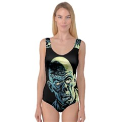Zombie Princess Tank Leotard  by Valentinaart