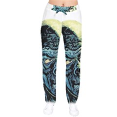 Zombie Drawstring Pants by Valentinaart