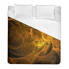 Spot Background Dark  Duvet Cover (full/ Double Size) by amphoto