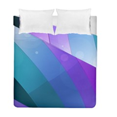 Line Glare Light 3840x2400 Duvet Cover Double Side (full/ Double Size) by amphoto